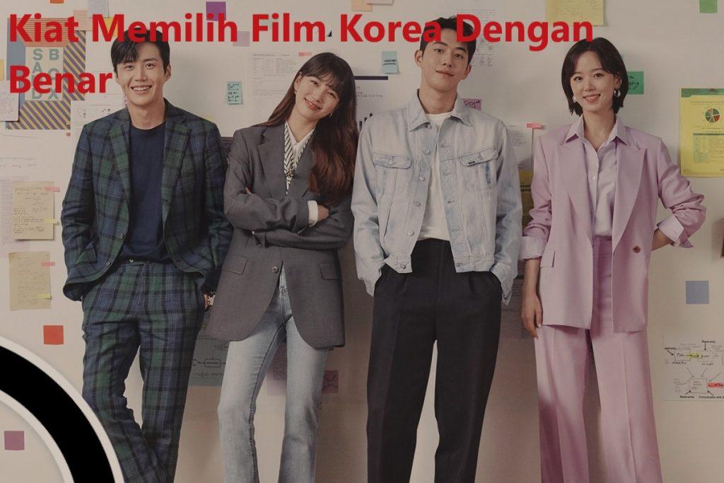 Kiat Memilih Film Korea Dengan Benar