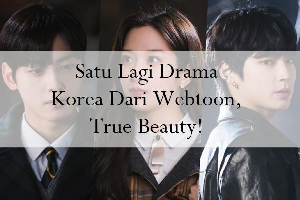 Satu Lagi Drama Korea Dari Webtoon, True Beauty!